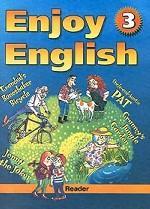 Enjoy English-3. Reader. Книга для чтения к учебнику английского языка для 5-6 классов общеобразовательной школы