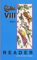 Книга для чтения к учебнику английского языка для 8 класса школ с углубленным изучением английского языка, лицеев, гимназий, колледжей. Часть 1