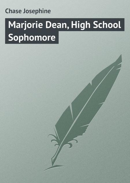 Marjorie Dean, High School Sophomore