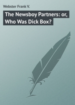 The Newsboy Partners: or, Who Was Dick Box?