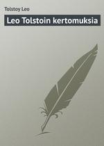 Leo Tolstoin kertomuksia