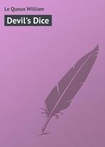 Devil`s Dice