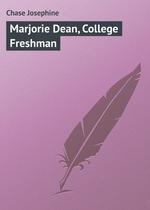 Marjorie Dean, College Freshman
