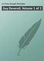 Guy Deverell. Volume 1 of 2