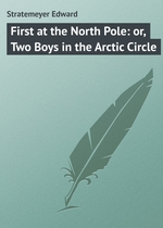 First at the North Pole: or, Two Boys in the Arctic Circle