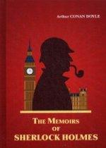 The Memoirs of Sherlock Holmes = Мемуары Шерлока Холмса