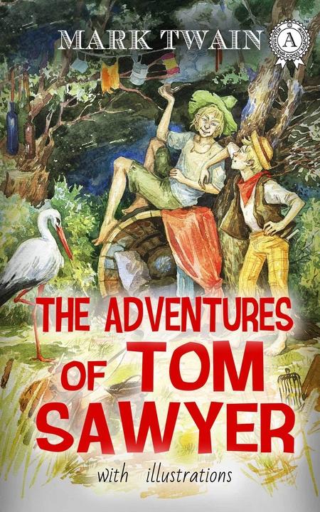 the adventures of tom sawyer - 750×1200