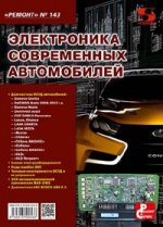 Вып.143. Электроника современных автомобилей