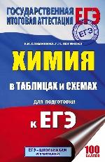 ЕГЭ Химия 10-11кл [в таблицах и схемах]