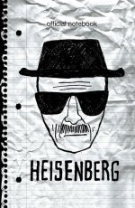"""Блокнот """"Breaking Bad"""" (Мистер Хайзенберг)"""
