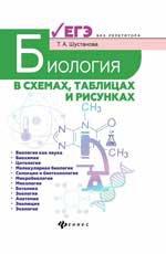Г. Н. Сычева. Биология в схемах, таблицах и рисунках: учеб. пос