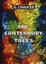 Chaucer Geoffrey. The Canterbury Tales = Кентерберийские рассказы: на англ.яз 150x206