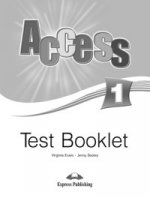 Access-1. Test Booklet. Beginner. Сборник тест зад