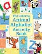 Animal Alphabet activity book ***