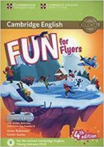 Fun for Starters, Movers and Flyers 4Ed Flyers SB