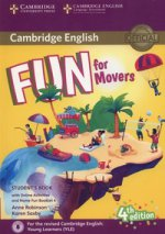 Fun for Starters, Movers and Flyers 4Ed Movers SB