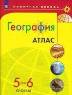 География 5-6кл [Атлас]