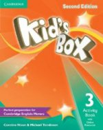 Kids Box 2Ed 3 AB +Online Res