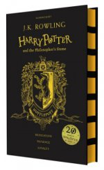 Harry Potter and the Philosophers Stone Huf.Ed.HB