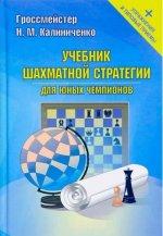 Учебник шахматной стратегии для юных чемпионов. Упражнения и типовые приемы