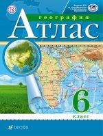 Атлас: География 6кл РГО
