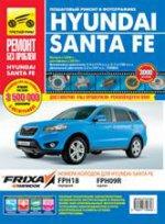 Hyundai Santa Fe c 2006/2010г. цв