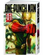 One-Punch ManКн.1-2 +с/о