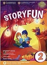 Storyfun for Starters,Mov.andFlyers 2Ed Start.2 SB