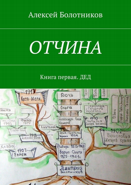 ОТЧИНА. Книга первая. Дед