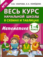 Ольга Васильевна Узорова. Математика 1-4кл [Весь курс]