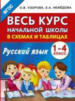 Русский язык 1-4кл [Весь курс начальной школы]