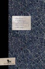 Дневник Е.А. Перетца государственного секретаря (1880—1883)