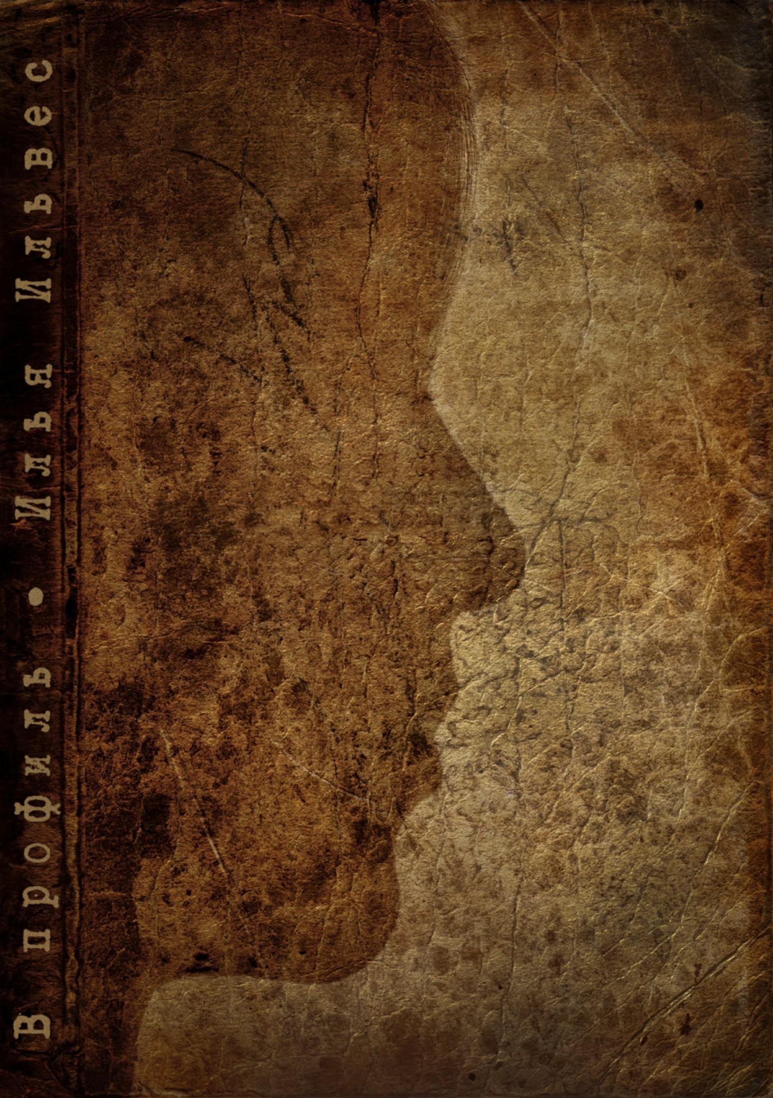В профиль. Сборник стихотворений
