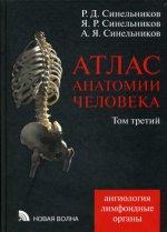 Атлас анатомии человека т3