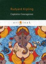 Captains Courageous = Смелые капитаны: кн. на англ.яз
