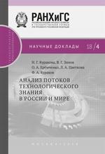 Анализ потоков технологического знания в России и мире