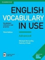 English Vocabulary in Use. Advanced. Book with Answers and Enhanced eBook