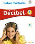 Decibel 1 Livre+CD MP3+DVD