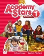 Academy Stars Level 1 Pupil`s Book Pack