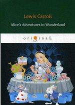 Alice's Adventures in Wonderland =  -  :