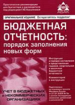 Бюджетная отчетность: порядок заполнения новых форм. 2-е издание