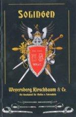 Solingen: WeyerStudent`s Bookerg Kirschbaum & Cie Solingen