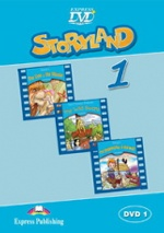 Storyland 1. DVD Video. PAL (DVD Case). DVD видео