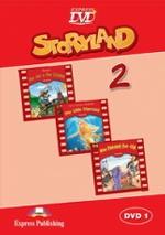 Storyland 2. DVD Video. PAL (DVD Case). DVD видео