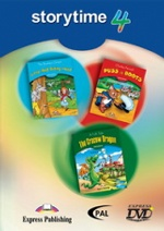 Storytime 4. DVD Video. PAL (DVD Case). DVD видео