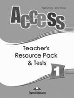 Access 1. Teacher`s Resource Pack. Beginner. (International). Комплект для учителей