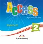 Access 2. Pupil`s CD. Elementary. (International). Аудио CD для работы дома