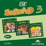 Storyland 3. DVD Video. PAL (DVD Case). DVD видео
