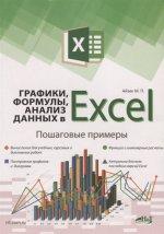 Графики, формулы, анализ данных в Excel