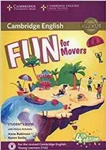 Fun for Movers Student`s Book with Online Activities with Audio